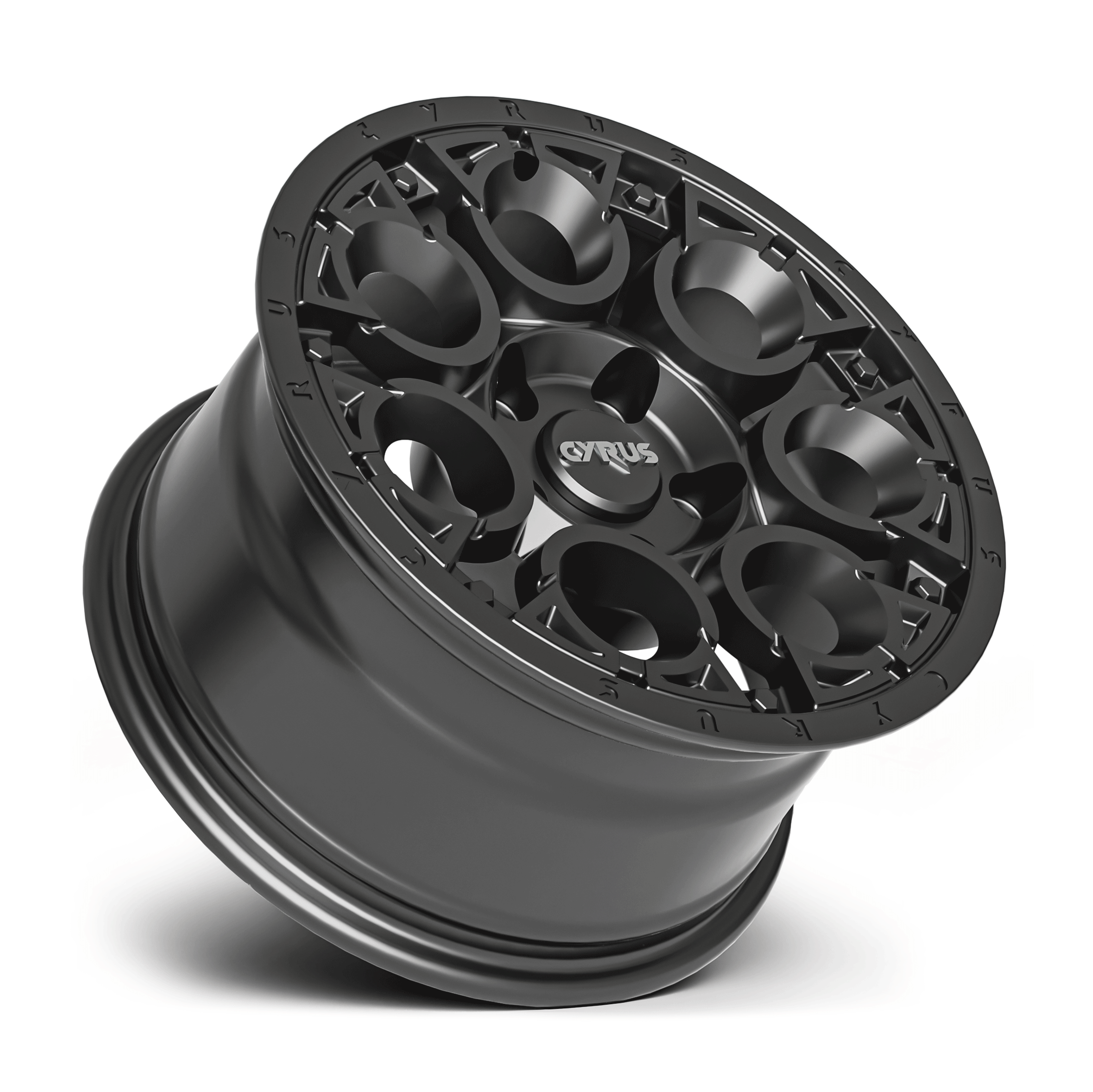 Beadlock Wheels